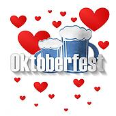 Bavaria Oktoberfest Creative Background Design