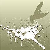 Bird splat