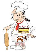Chef Pig.