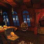 Pirate Captains Cabin