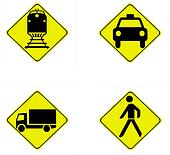 for safety traffic signs