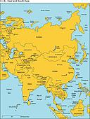 Comonwealth of Independent States, Russia and Asia, Names