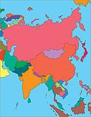 Comonwealth of Independent States, Russia and Asia