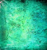 abstract turquoise grunge marble background
