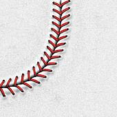 Baseball Background | Highly Detailed Texture