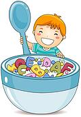 Alphabet Cereals