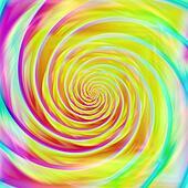 soft rose swirl pattern