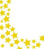 Winning Gold Star Border