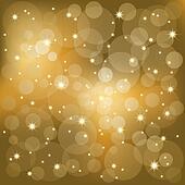 Sparkling stars light background