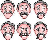 facial expressions 5