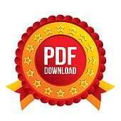 PDF download icon. Upload file button.