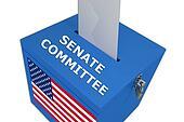 Senate Committee concept
