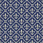 Royal blue background