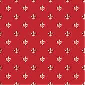 Empire seamless pattern