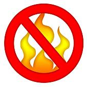 Fire Prevention Sign