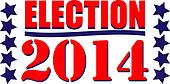 Election 2014 graphic