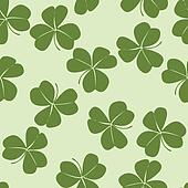design with clovers