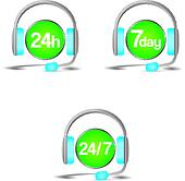 headphone 24 hour 7 day