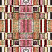 Native american traditional pattern