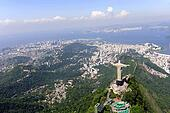Christ Redeemer and Sugarloaf in Rio de Janeiro