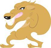 A jackal