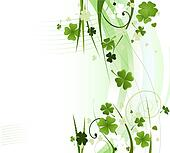 design for St. Patrick\'s Day