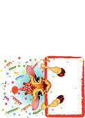 Baby Giraffe Birthday