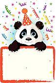 Baby Panda Birthday