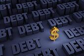 Surrounded By Rising Debt