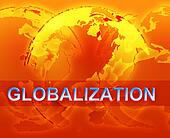 Globalization illustration