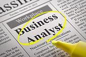 Business Analyst Vacancy in Newspaper.
