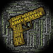Army Reserve Shows Armed Services And Forces