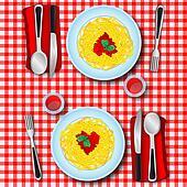 Love\'s spaghetti