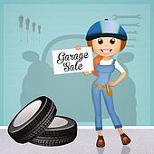 garage on sale