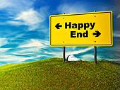 happy or end