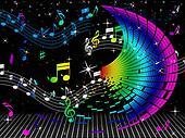Color Notes Means Sheet Music And Audio
