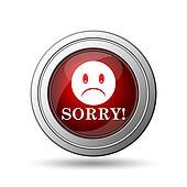 Sorry icon