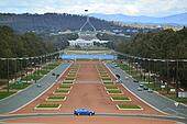Canberra view
