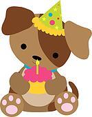 Puppy Birthday