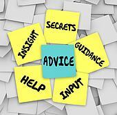 Advice Secrets Insight Help Guidance Sticky Notes