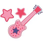 girls rock vector pack