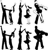 latin dance, ballroom dancing