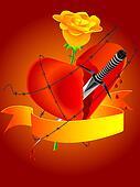 symbols of unfortunate love