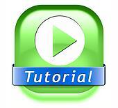 tutorial button