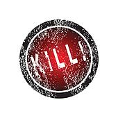 Rubber stamp with killing advice