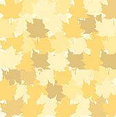 multicolored dried autumn leaves background. autumn vector
