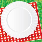 Picnic Food Clip Art - Royalty Free - GoGraph