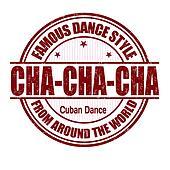 Cha-Cha-Cha stamp