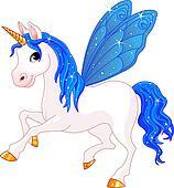 Fairy Tail Indigo Horse