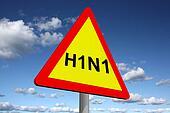 H1N1 warning sign
